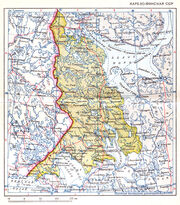 Karelo-Finnish SSR 1940