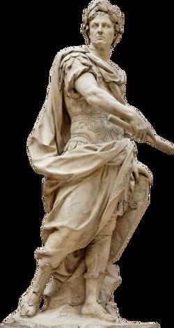 Colossus of Julius Caesar