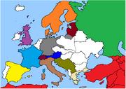 Europe (No WW2)