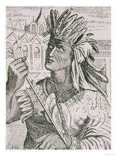 Mapuche Chief Rimac II