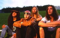 Alice in Chains 1995