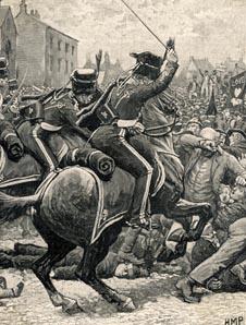 The Trafalgar Square Massacre