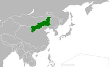Location of Mengjiang (Myomi)