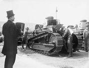 Theodore roosevelt tanks