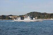 Type 062 class gunboat