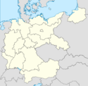 Germany location map (IM)