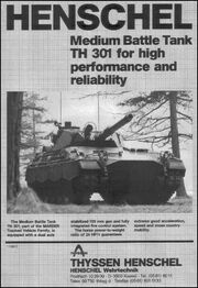 Henshel Tank poster