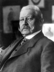 Bundesarchiv Bild 183-C06886, Paul v Hindenburg
