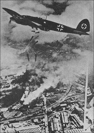 Heinkel He-111 Praha