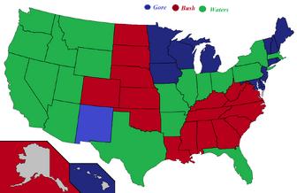 Election 2000 RedWorld