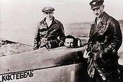 220px-Korolyov in cockpit-1-