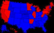 United States Election 1996 (President Dole)
