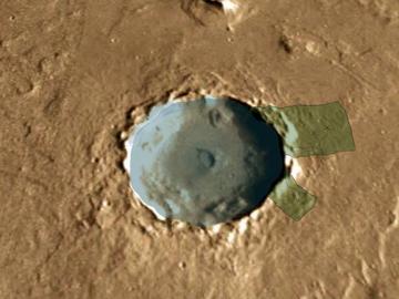 Odiham Scottish Base Mars