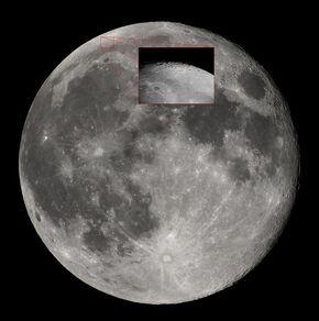 Luna base location