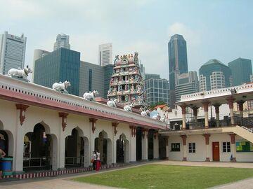 SDP Hindu Temple (VegWorld)
