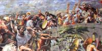 Battle of Saena (The Romans Abide)