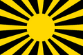 New Japanese Empire Flag