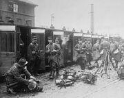 Great War mobilization