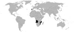 Portuguese Empire cv