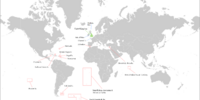 """British Overseas Territories (Scotland says """"Yes"""")"""