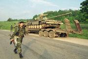 M-84 povlačenje