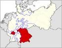 CV Map-DR-Bavaria 1918-1934