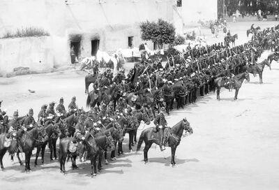 Durango-cavalry