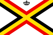 Flag of Belgium (VW)