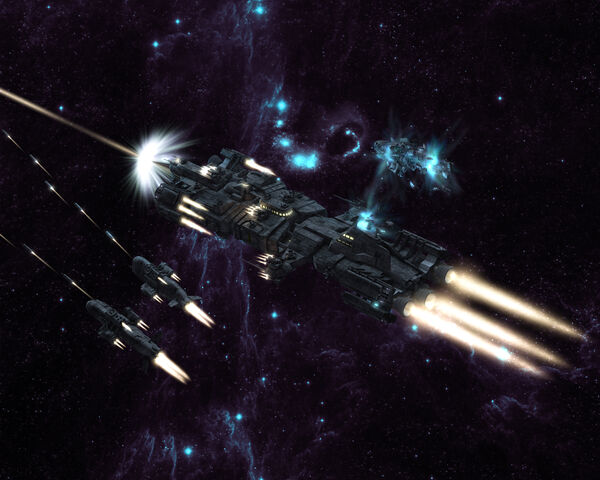 File:Space Battle Trials 1 by eRe4s3r.jpg