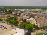 TerreHaute-Downtown-lookingsouth