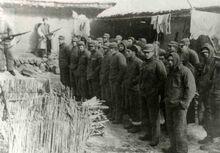 UK 29th Brigade Prisoner