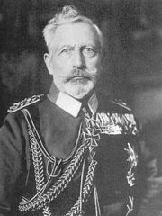 Kaiser Wilhelm II later life