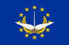 European Air Force Flag
