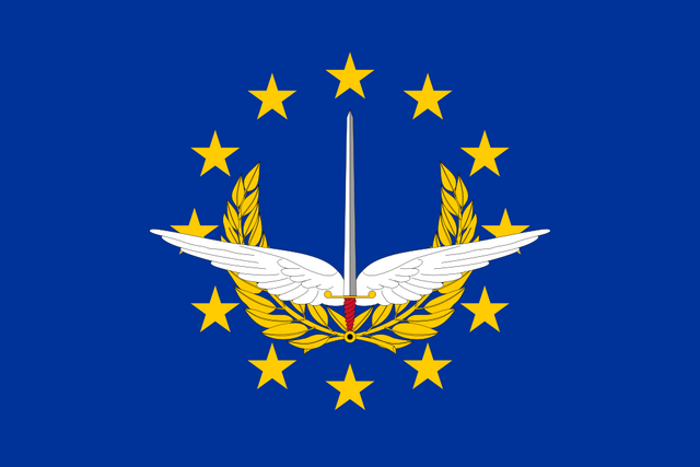 File:European Air Force Flag.png