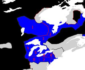 PMII Neu Berlin Provinces
