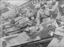 Fall Grün Hungary Tankettes