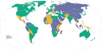 Freedom Index Map (This is the Dream)