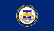 Panama Canal Zone Flag