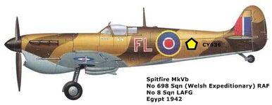 Spit MkVTrop-2