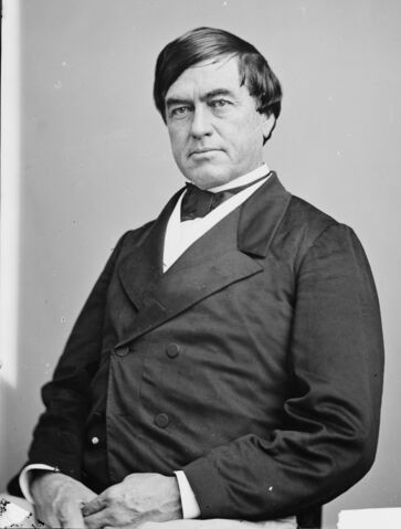 File:Cassius Marcellus Clay abolitionist - Brady-Handy.jpg