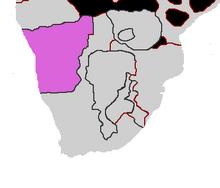 Location of Tojiko (PM II)