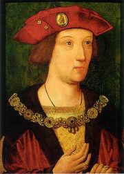 220px-Arthur Prince of Wales c 1500