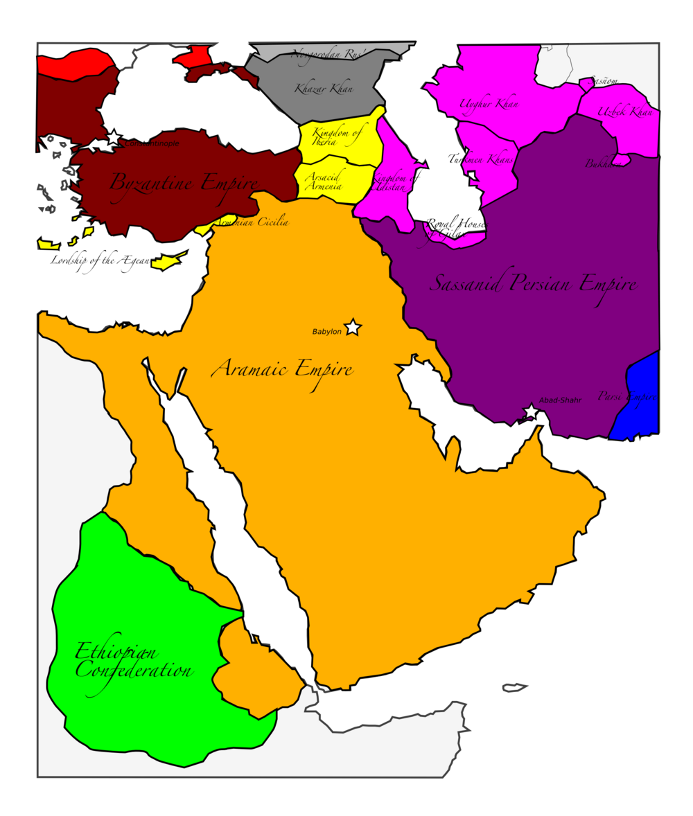 Middle East SM 900 AD