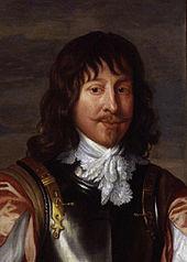 Mountjoy Blount, 1st Earl of Newport after Sir Anthony Van Dyck