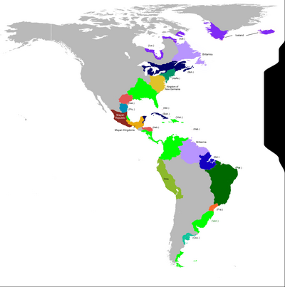 1557 - Americas