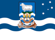 Flag of the Falklands (Night of the Living Alternate History Map Game)