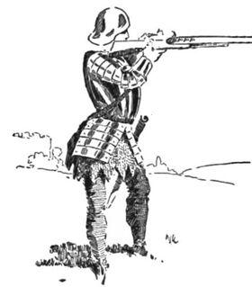 Roman auxilliary gunner