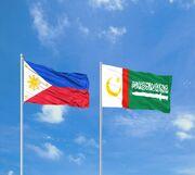 Filipino-moro flag