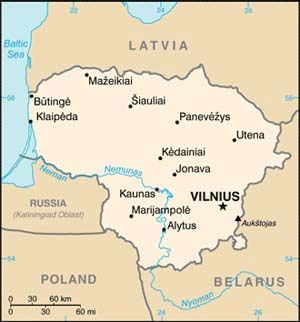File:Lithuania map 2011worldfactbook 300 1.jpg