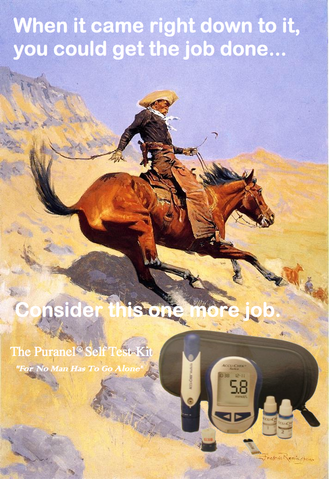 File:Old Cowboy Diabetes Test Kit Advestiment 1974 (America Type Beta).png